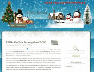 bestbootsonsales.com screenshot