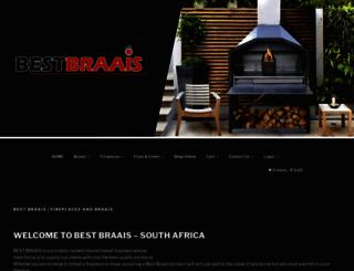 bestbraais.co.za screenshot