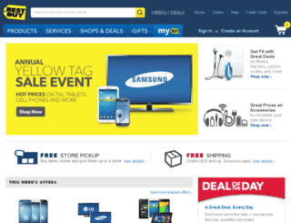 bestbuy.com.tr screenshot