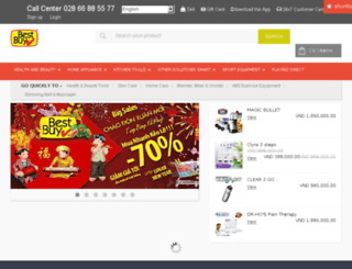 bestbuy.com.vn screenshot