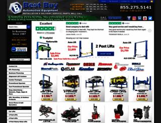 bestbuyautoequipment.com screenshot