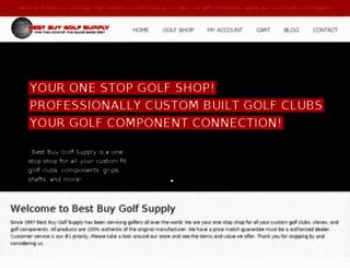 bestbuygolfsupply.com screenshot
