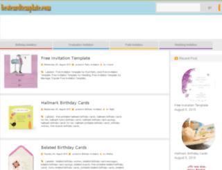 bestcardtemplate.com screenshot