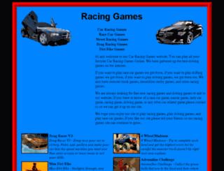 bestcarracinggames.com screenshot