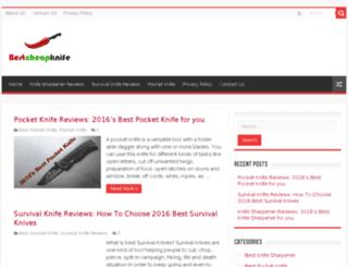 bestcheapknife.com screenshot