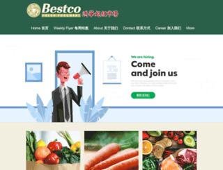 bestcofoodmart.com screenshot