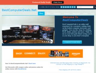 bestcomputerdeals.weebly.com screenshot