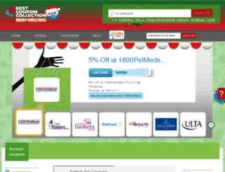 bestcouponcollection.com screenshot