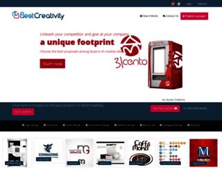 bestcreativity.com screenshot