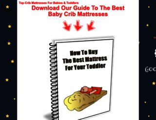 bestcribmattressreviews.net screenshot