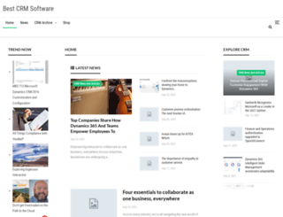 bestcrmsoftware.loginby.com screenshot