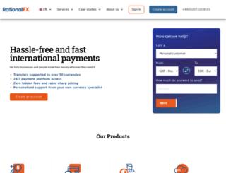 bestcurrencycard.com screenshot