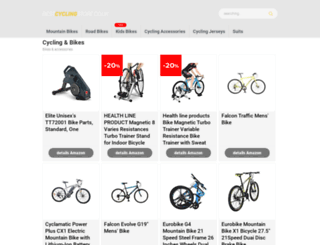 bestcyclingstore.co.uk screenshot