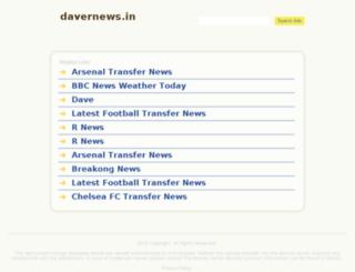 bestday.davernews.in screenshot