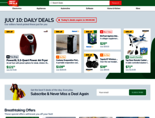 bestdeals.today screenshot