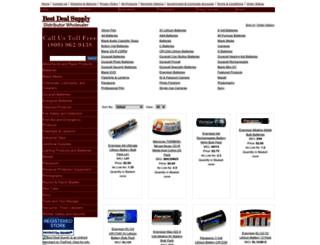 bestdealsupply.com screenshot