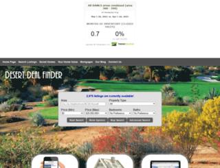 bestdesertforeclosures.com screenshot