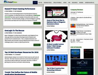 bestdesign2themes.com screenshot