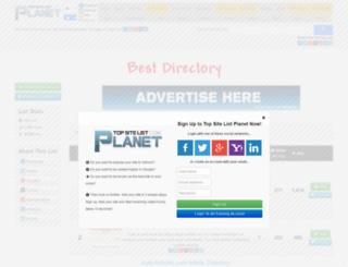 bestdirectory.top-site-list.com screenshot