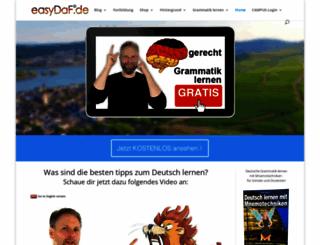 beste-tipps-zum-deutsch-lernen.com screenshot
