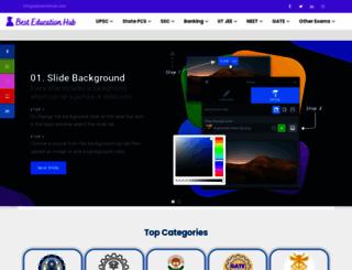 besteducationhub.com screenshot