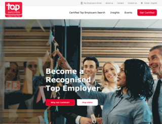 bestemployers.co.za screenshot