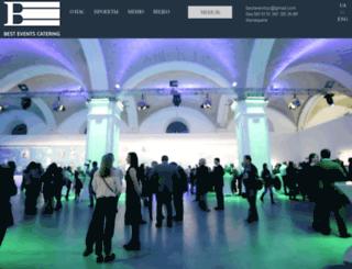 besteventscatering.com.ua screenshot