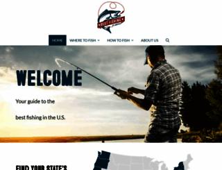 bestfishinginamerica.com screenshot