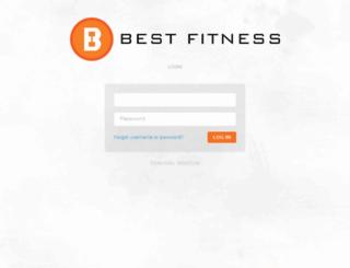 bestfitness.club-os.com screenshot