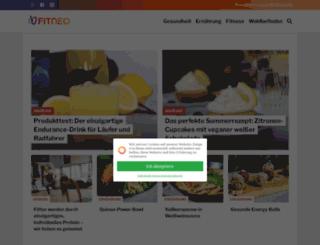 bestfitnessrecipes.com screenshot