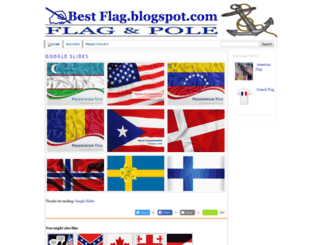 bestflag.blogspot.com screenshot