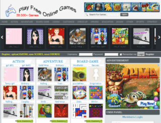 bestflashgame.org screenshot