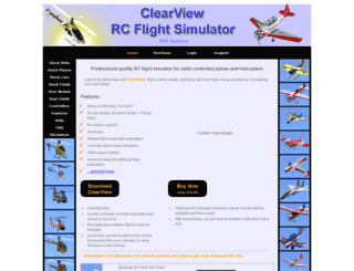bestflightsim.com screenshot