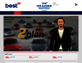 bestfm.com.tr screenshot