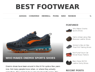 bestfootwear.co.uk screenshot