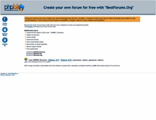 bestforums.org screenshot