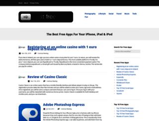 bestfreeapps.com screenshot