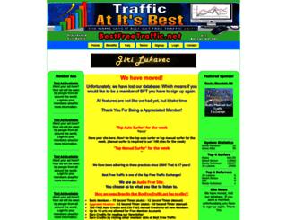 bestfreetraffic.net screenshot