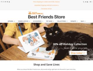 bestfriendsstore.com screenshot