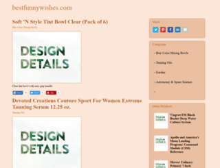 bestfunnywishes.com screenshot