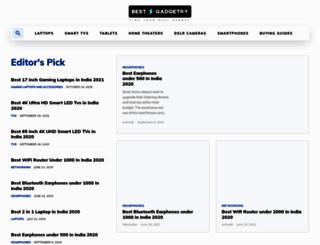 bestgadgetry.com screenshot