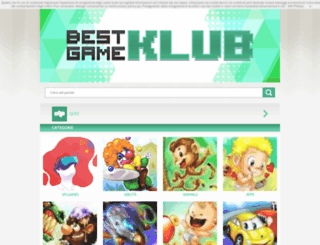 bestgameklub.com screenshot
