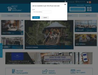 bestgiftcertificates.com.au screenshot