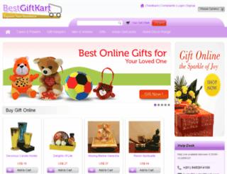 bestgiftkart.com screenshot