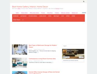 besthomegallery.com screenshot