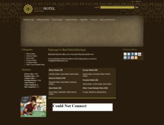 besthoteldirectory.com screenshot