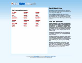 besthotelrate.info screenshot