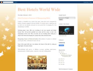 besthotelsworldwide.blogspot.com screenshot