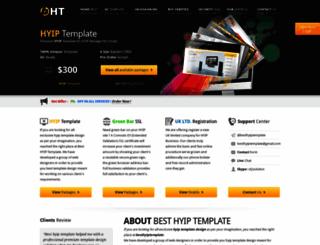 besthyiptemplate.com screenshot