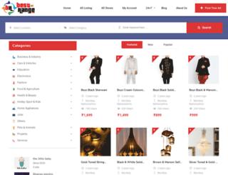 bestinrange.com screenshot